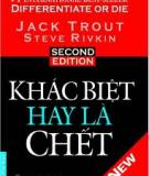 KHC BIT HAY L CHT - JACK TROUT