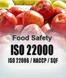 ISO 22000:2005 - H Thng Qun L An Ton Thc Phm