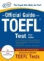 The Official Guide to the TOEFL iBT (3rd Edition)