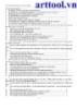 200 câu hỏi tham khảo cho đồ án tốt nghiệp phần 1