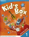 KID'S BOX 2 - ACTIVITY BOOK