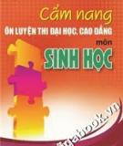 Cm nang n thi sinh hc 