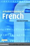 A Student Grammar of French