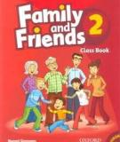 Family and Friends 2- Class book - Oxford