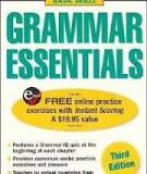 GRAMMAR ESSENTIALS