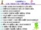Bài giảng Excel căn bản - Chương 2 Các thao tác trong bảng tính