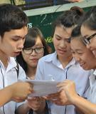 Tổng hợp bộ Đề thi thử Đại học khối D năm 2014 chọn lọc