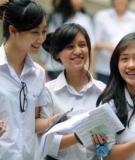 Tuyển chọn bộ Đề thi thử Đại học khối D môn Tiếng Anh năm 2014 hay